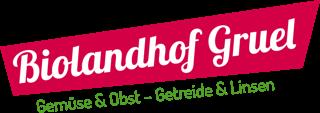 Biolandhof Gruel Logo
